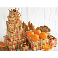 Shareable Treats Gift Tower