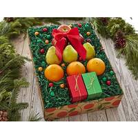 Mixed Fruit Christmas Tree Box