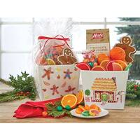 Gingerbread Gift Box