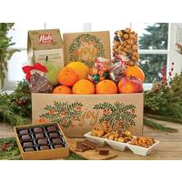 Joy Fruit & Chocolate Basket Box
