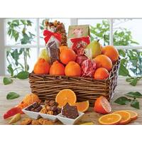 Honeybell & Chocolate Basket