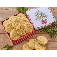 Homestyle Sugar Pecan Cookies