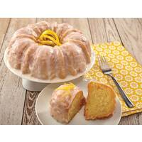 Fresh Lemon Bundt Cake